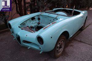 1959 ALFA ROMEO GIULIETTA 750 F SPIDER VELOCE (14)
