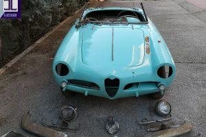 1959 ALFA ROMEO GIULIETTA 750 F SPIDER VELOCE (32)