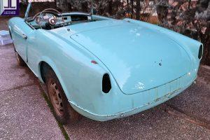 1959 ALFA ROMEO GIULIETTA 750 F SPIDER VELOCE (4)