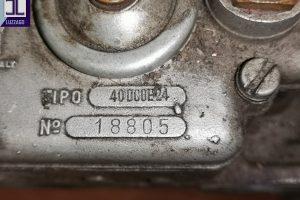 1959 ALFA ROMEO GIULIETTA 750 F SPIDER VELOCE (66)