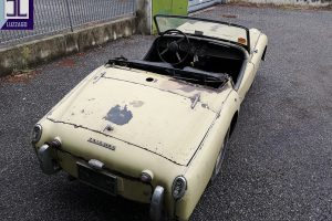 TRIUMPH TR3A FOR RESTORATION www.cristianoluzzago.it brescia italy (3)