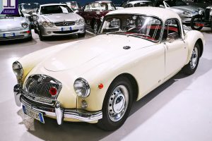 1957 MG A 1500 COUPE' www.cristianoluzzago.it Brescia Italy (11)