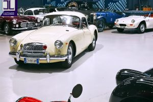 1957 MG A 1500 COUPE' www.cristianoluzzago.it Brescia Italy (13)