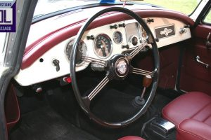 1957 MG A 1500 COUPE' www.cristianoluzzago.it Brescia Italy (20)