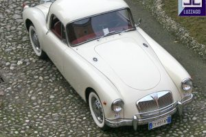 1957 MG A 1500 COUPE' www.cristianoluzzago.it Brescia Italy (38)