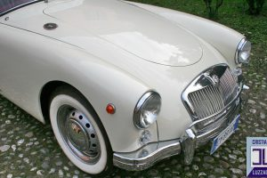 1957 MG A 1500 COUPE' www.cristianoluzzago.it Brescia Italy (42)