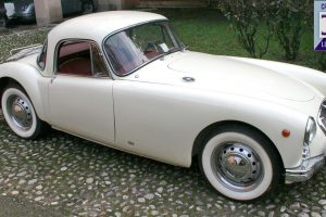 1957 MG A 1500 COUPE' www.cristianoluzzago.it Brescia Italy (43)