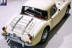 1957 MG A 1500 COUPE' www.cristianoluzzago.it Brescia Italy (6)