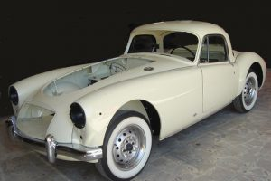 1957 MG A 1500 COUPE' www.cristianoluzzago.it Brescia Italy (62)
