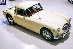 1957 MG A 1500 COUPE' www.cristianoluzzago.it Brescia Italy (8)