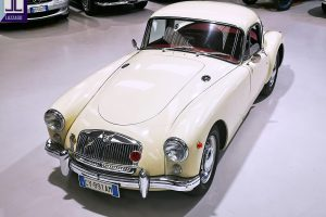 1957 MG A 1500 COUPE' www.cristianoluzzago.it Brescia Italy (9)