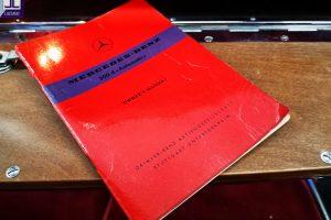 1959 MERCEDES 300 D ADENAUER www.cristianoluzzago.it brescia italy (31)