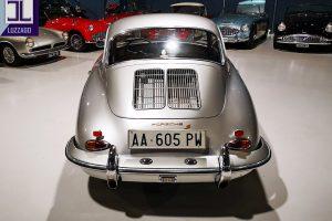 1961 PORSCHE 356 B T6 www.cristianoluzzago.it Brescia italy (16)