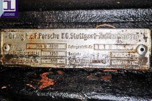 1961 PORSCHE 356 B T6 www.cristianoluzzago.it Brescia italy (50)