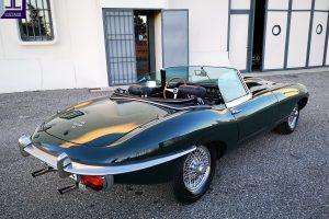 1969 JAGUAR E TYPE S2 4200 ROADSTER www.cristiaoluzzago.it brescia italy (12)