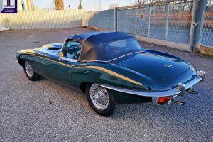 1969 JAGUAR E TYPE S2 4200 ROADSTER www.cristiaoluzzago.it brescia italy (14)