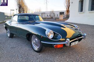 1969 JAGUAR E TYPE S2 4200 ROADSTER www.cristiaoluzzago.it brescia italy (18)