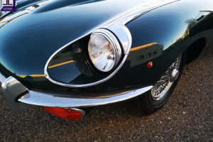 1969 JAGUAR E TYPE S2 4200 ROADSTER www.cristiaoluzzago.it brescia italy (21)
