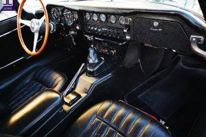 1969 JAGUAR E TYPE S2 4200 ROADSTER www.cristiaoluzzago.it brescia italy (28)