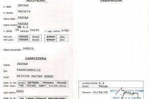 1969 JAGUAR E TYPE S2 4200 ROADSTER www.cristiaoluzzago.it brescia italy (41)