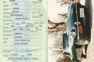 1969 JAGUAR E TYPE S2 4200 ROADSTER www.cristiaoluzzago.it brescia italy (43)