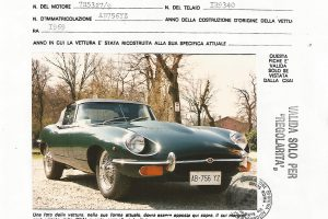 1969 JAGUAR E TYPE S2 4200 ROADSTER www.cristiaoluzzago.it brescia italy (44)