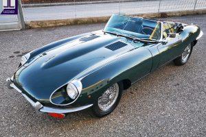 1969 JAGUAR E TYPE S2 4200 ROADSTER www.cristiaoluzzago.it brescia italy (5)