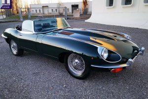 1969 JAGUAR E TYPE S2 4200 ROADSTER www.cristiaoluzzago.it brescia italy (7)