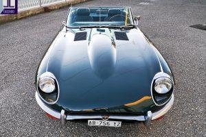1969 JAGUAR E TYPE S2 4200 ROADSTER www.cristiaoluzzago.it brescia italy (9)