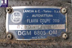 1971 LANCIA FLAVIA 2000 COUPE CARBURATORI www.cristianoluzzago.it brescia italy (44)