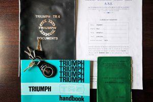 TRIUMPH TR6 www.cristianoluzzago.it Brescia Italy (50
