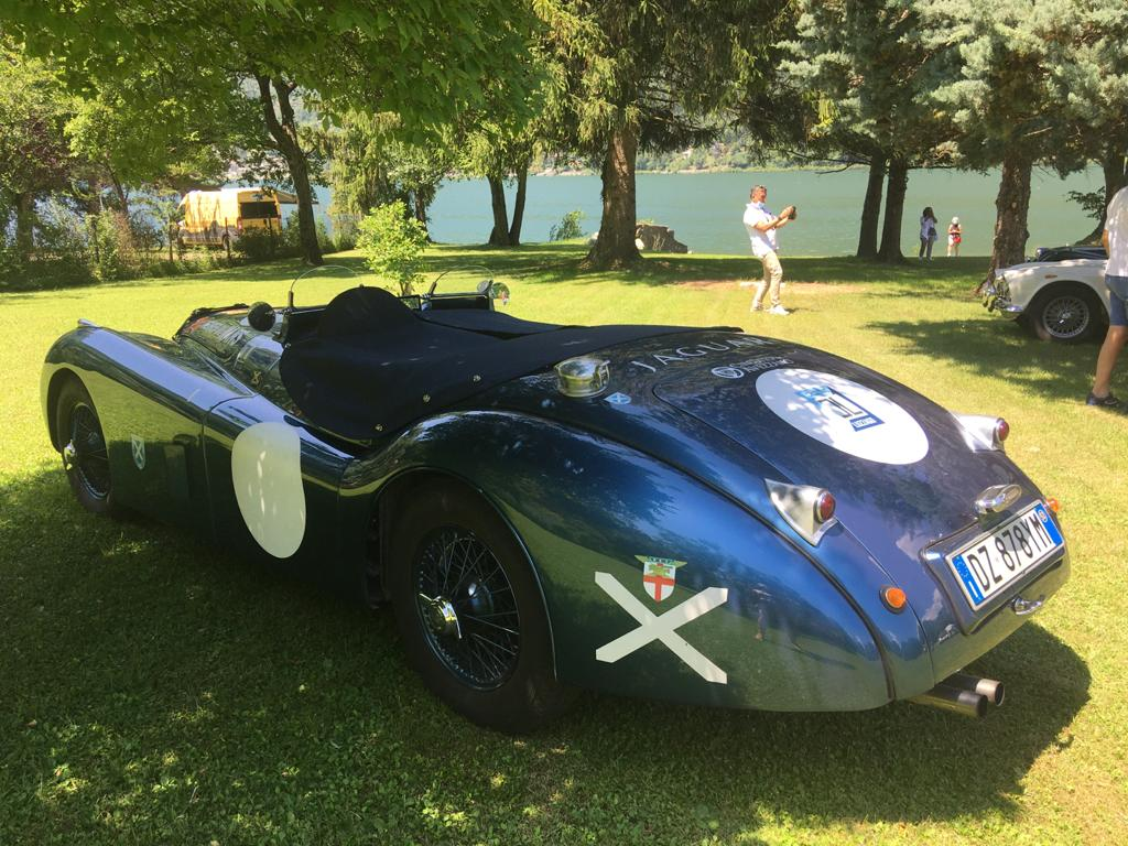 "THE ""RESTART"" MEETING WITH THE BRITISH MOTOR CLUB ITALIA"