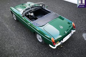 MGB ROADSTER S1 1964 www.cristianoluzzago.it Brescia Italy (14)
