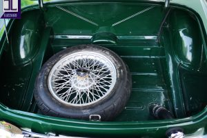 MGB ROADSTER S1 1964 www.cristianoluzzago.it Brescia Italy (22)