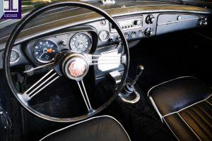MGB ROADSTER S1 1964 www.cristianoluzzago.it Brescia Italy (23)