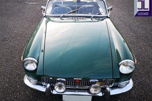 MGB ROADSTER S1 1964 www.cristianoluzzago.it Brescia Italy (3)