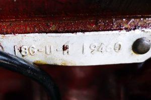 MGB ROADSTER S1 1964 www.cristianoluzzago.it Brescia Italy (32)