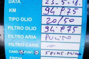 MGB ROADSTER S1 1964 www.cristianoluzzago.it Brescia Italy (33)