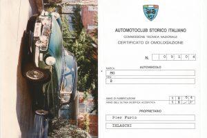 MGB ROADSTER S1 1964 www.cristianoluzzago.it Brescia Italy (33A