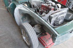 MGB ROADSTER S1 1964 www.cristianoluzzago.it Brescia Italy (34)