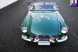 MGB ROADSTER S1 1964 www.cristianoluzzago.it Brescia Italy (5)