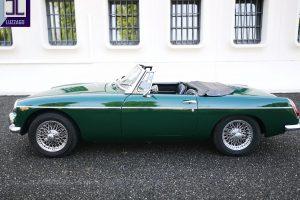 MGB ROADSTER S1 1964 www.cristianoluzzago.it Brescia Italy (6)