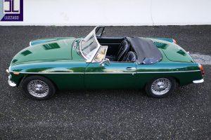 MGB ROADSTER S1 1964 www.cristianoluzzago.it Brescia Italy (7)