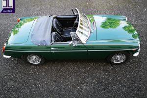 MGB ROADSTER S1 1964 www.cristianoluzzago.it Brescia Italy (8)
