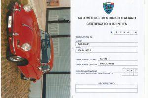 PORSCHE 356 B 1600S 1963 www.cristianoluzzago.it Brescia Italy (45