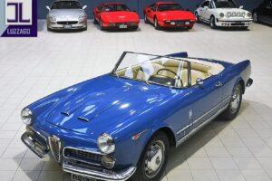 1959 ALFA ROMEO 2000 TOURING SPIDER www.cristianoluzzago.it brescia italy (3)