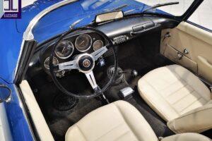 1959 ALFA ROMEO 2000 TOURING SPIDER www.cristianoluzzago.it brescia italy (32)
