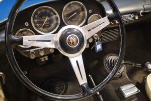 1959 ALFA ROMEO 2000 TOURING SPIDER www.cristianoluzzago.it brescia italy (39)