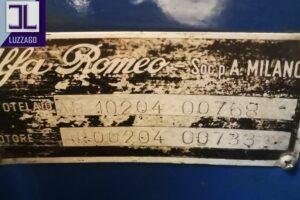1959 ALFA ROMEO 2000 TOURING SPIDER www.cristianoluzzago.it brescia italy (50)