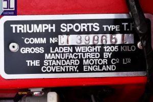 1965 TRIUMPH TR4 www.cristianoluzzago.it brescia italy (41)